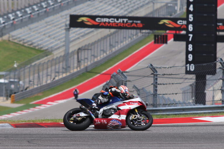July 5, 2020 America Superbike Camp at COTA **Sold Out**